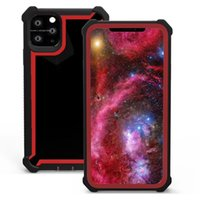 for LG Stylo 5 4 Aristo 3 G8 Thinq Samsung S11e S11 S10 Plus Lite 5G Acrylic Defender Case Soft Bumper Transparent Clear Back Cover