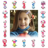 10pcs lot Hello Kitty Baby Girls Hair Accessories Hair Clips...