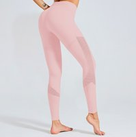 Sport Pantaloni donna Leggings Leggings Sport delle donne di compressione Fitness Pantaloni Donna Pantaloni Yoga Athletic Leggings Abbigliamento