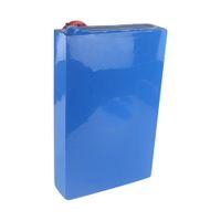 Бесплатная доставка водонепроницаемый 72V 20AH литиевая батарея для электрического самоката 1500W / 2000W / 3000W двигатель + 50A BMS + 2A зарядное устройство