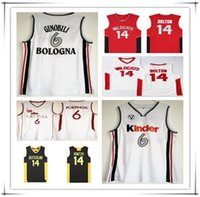 Film Basketball Herren Troja Bolton 14 High School Wildkatzen Jersey Deutschland 14 Dirk Nowitzki Kinder 6 Manu Ginobili Latvija 6 Porzingis