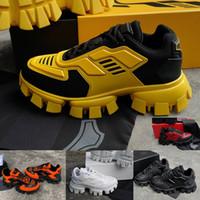 DHL شحن مجاني 20SS مصمم رجالي حذاء رياضة Cloudbust الرعد التقنية نسيج احذية للرجال والنساء مصمم أحذية مع صندوق