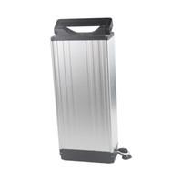Contenitore portatile e ad alta capacità 48V 20AH di alta qualità Batteria 18650 per motore a corrente continua da 300 W a 1500 W con caricabatterie