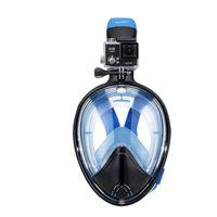 Новая труба для взрослых с маской для подводного плавания Зеркало для дайвинга
