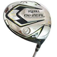 Nuevos hombres Clubes de golf Honma Bezeal 525 Conductor 10.5 Loft Golf Driver Clubs Grafite Shaft R Eje de golf y en la cabeza Envío gratis