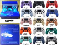 18 Colors PS4 Controller for PS4 Vibration Joystick Gamepad ...