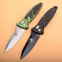 Promosyon! Mikro MT Tech Katlanır Bıçaklar VG10 Blade Flipper Taktik Cep Bıçaklar Kamp Avcılık Survival Bıçak EDC Açık Araçları