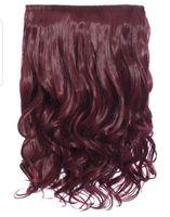 Elibess Grad 8A Heißer Verkauf Klipp in Menschenhaar 200g 1pc 5clips brasilianische Körperwelle 4 Farben Option Clip In Haarverlängerung, freies DHL