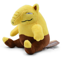 "Hot Sale New 5"" 12cm Drowzee Pikachu Plush Stuffed Doll..."