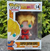 New With Box FUNKO POP Dragon Ball Z PVC Action Figure Model...