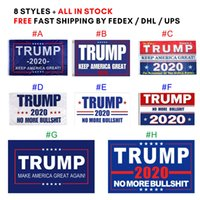 3 * 5FT العلم 90 * 150cm وبالجملة ترامب 2020 العلم 8 أنماط دونالد أعلام إبقاء أمريكا العظمى مرة أخرى البوليستر ديكور راية لرئيس الولايات المتحدة الأمريكية