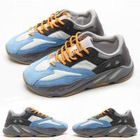 Mens Runner 700 Teal Blu Sneakers per Scarpe Kany occidentale formatori Womens kanyewest sport degli uomini Womens Scarpa Running Uomo Sport Donna Sneaker