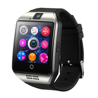 Elegante touch screen Bluetooth Smart Watch con orologio da polso Fitness Monitor da polso per telefoni Android Smart Watch