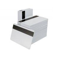 CR80 Standardgröße Kunststoff-PVC-leere Magnetstreifenkarten-Druck