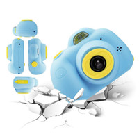 Cute Children Digital Camera Full HD 1080P 2inch 8MP Mini Du...
