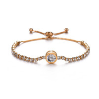 Fashion Crystal Infinity Charm Bracelets For Women Statement...