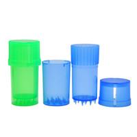 3 parti di plastica grinder Secure Med Container Smok Kitchen Accessori Twist Lock System Herb Grinders Secure Spedizione gratuita