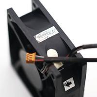 ADDA AD07012DB257300 original 12V 0.30A 7025 7CM cojinete de doble ventilador de refrigeración