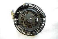 로빈 스바루 EX35 EX40 엔진 모터에 대한 반동 스타터 되감기 봄 로프 핸들 ASSY를 시작 당겨