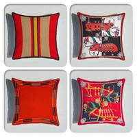Nuova arte europea cuscini Piazza o un'immagine Home Decor Divano tiro decorativo Copricuscino