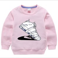 Spring and Autumn Children' s Long Sleeve Cotton Sweater...