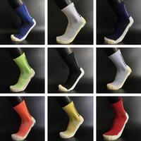Qualitäts-nagelneue Anti Slip Fußball-Socke Baumwolle Fußball-Socken Herren-Sport Outdoor Fußball-Socken
