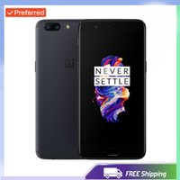 Factory Unlocked Original One plus 5 Oneplus 5 A5000 4G LTE ...