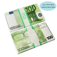 Ruvince Prop Euro Copy 10 20 50 100 Fake Money Billet Movie Money Faux Billet Euro 20 Play Collection والهدايا