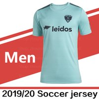 2019 2020 Washington Parley MLS DC United Soccer Jerseys Rooney Женщины Мужчины Футбольная рубашка 19 20 Акоста Футбольная Униформа Рубашка