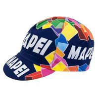 2019 MAPEI / MOLTENI TEAM CLASSIC 4 цвета один размер велоспорт шапки мужчины и женщины велосипед носить головной убор Велоспорт оборудование велосипед шапки
