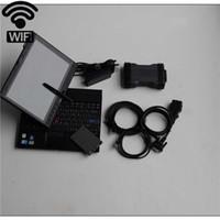 Outil de diagnostic MB Star C6 SD Connect Plus portable x201t ssd 2019.12v D.AS/ DTS / Mb Étoile C6 pour MB Voitures, camions,