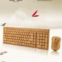 Heiße verkauf 2.4G Wireless Gaming Tastatur-Maus-Set Wiederaufladbare Full Size Wireless Keyboard und 1600dpi Gaming-Maus für Laptop PC Computer