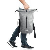 Portable Black Bicycle Cycling Handlebar Bag Front Tube Pannier Bike Accessory