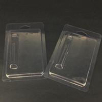Plastica Clamshell Blister Packaging confezione l'olio 0,5 ml hash cartucce G2 A4 M6T05 vaporizzatore 510 O penna di vetro a spirale di ceramica carrelli Vape