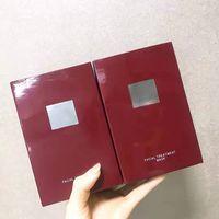 En seller Seçkin Seyahat Yüz Bakımı Crystal Clear Maskeler Deluxe Seti 2 KUTULARI: 10 MASKS HER / 20MASKS TOPLAM DHL ücretsiz gemi