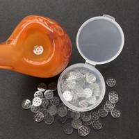 Heneycomb Glasschirm-Filter 7mm mit 7 Löchern für Handrohr Glasschüssel Trockenraucher Atmos AGO G5 Dry Herb Vaporizer E CIGS-Pfeife
