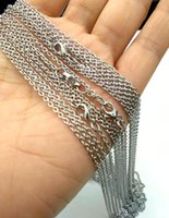 "45cm (18"" ) 50cm(20"" ) Stainless Steel Chain Necklac..."