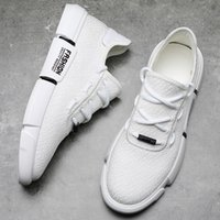 6520e6946d8 2019Hot style Korean version of fashion flying mesh face breathable lace  casual sports shoes soft soles wear-resistant comfortable shoes
