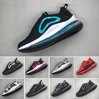 Nike air max 720 2019 New Kids baby FK Knit Children Zapatillas deportivas transpirables og FK TPU Construido en Air Kids Cushioning Athletic Shoes