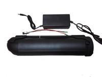 Tax Free EU! Langer antonomy Bereich Lithium-Batterie 48V15Ah Flasche für Bafang / 8fun 750W / 1000W ebike Kit BBS02 Mitte Kurbel Motor-Kits