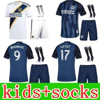 LA Galaxy kids kit Soccer jersey 19 20 Los Angeles home away...