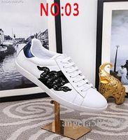 Mejor Qulity Mens Womens Chaussure Shoe Beautiful Platform Sneakers Casual Sneakers Diseñadores de Lujo Zapatos de Cuero Colores Sólidos Dress Shoe