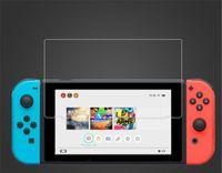 100 шт Для Nintendo Переключатель Lite Закаленное стекло экрана протектор Защитный чехол крышка пленки 2.5D 9Н консоли Consola NS Аксессуары