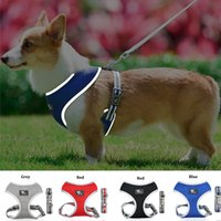 New Summer Pet Traction Rope Reflective Breathable Dog Chest...