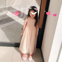 2019 Summer Girls Dress Boutique de alta calidad elegante Princess Party Girls Dress para la ropa de las niñas pequeñas