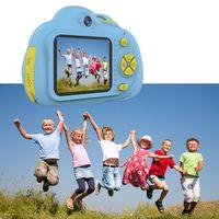 D6 Kinder Mini-HD-Kamera Spielzeug 32GB Dual Lens Digital SLR Fotokamera für Kinder Automatische Sperre Positionierung Funktion