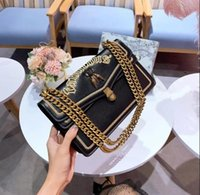 New orignal real genuine leather lady messenger bag fashion ...