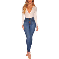 Jeans For Women Stretch Jeans Woman 2019 Pants Skinny Women ...