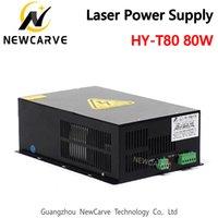 HY-T80 80W Laser CO2 Alimentation Pour 80W Laser Tube Laser NEWCARVE Découpage à la machine