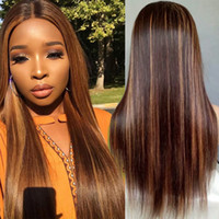 Brazilian Straight Pre Plucked Lace Frontal With Baby Hairs ...